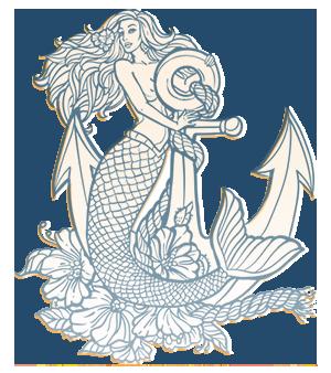 18 Fathoms Mermaid